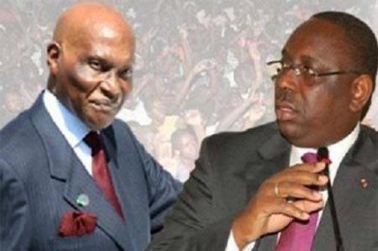 Macky Sall VS Abdoulaye Wade